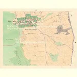 Dobitzko - m0598-1-003 - Kaiserpflichtexemplar der Landkarten des stabilen Katasters