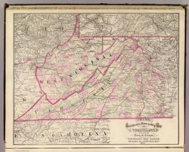 Virginia & W.V.