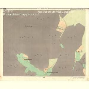 Seewiesen - c2788-2-016 - Kaiserpflichtexemplar der Landkarten des stabilen Katasters