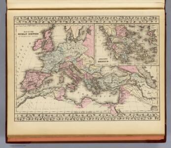 Roman Empire, Greece.