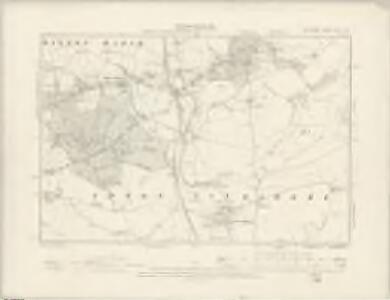 Wiltshire XLIV.SE - OS Six-Inch Map