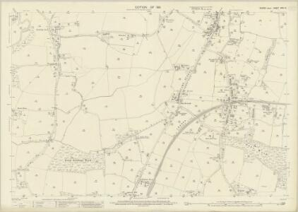 Sussex XXIII.8 (includes: Billingshurst) - 25 Inch Map
