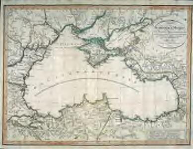 Charte des Schwarzen Meeres