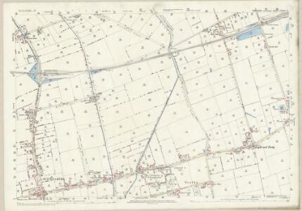 Yorkshire CCXXIII.16 (includes: Gilberdyke; Newport) - 25 Inch Map
