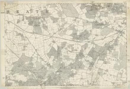 Kent VIII - OS Six-Inch Map