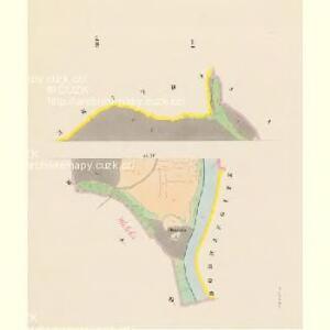 Purgholz - c6284-1-005 - Kaiserpflichtexemplar der Landkarten des stabilen Katasters