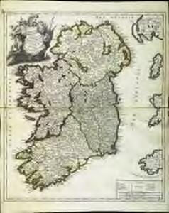 Le royaume d'Irlande
