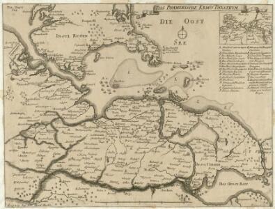 Das Pommerische Kriegs Theatrum