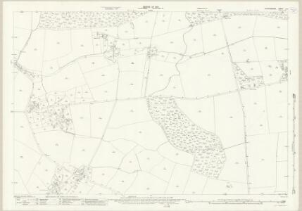 Staffordshire L.4 (includes: Huntington; Penkridge; Teddesley Hay) - 25 Inch Map
