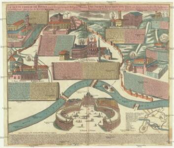 Le Sette chiese di Roma con le loro principali reliquie, stationi et indulgenze