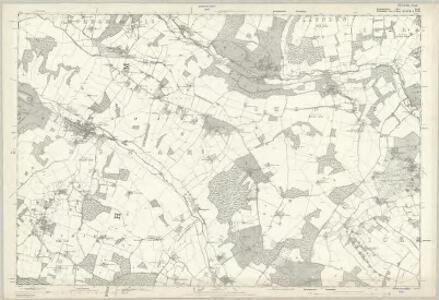 Buckinghamshire XXIX - OS Six-Inch Map