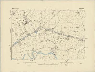 Derbyshire LIII.SE - OS Six-Inch Map