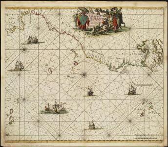 Barbariae et Guineae maritimi à freto Gibraltar ad fluvium Gambiae cum Insulis Salfis Flandrisis et Canaricis