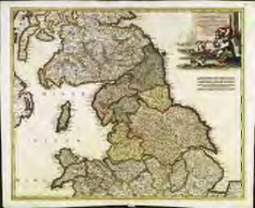 Tractus regni Angliæ septentrion