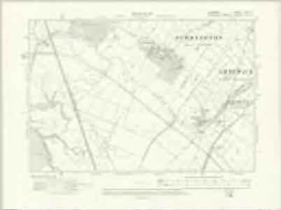 Cheshire XXX.SE - OS Six-Inch Map