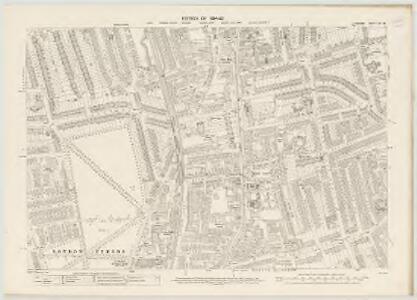 London VII.18 - OS London Town Plan