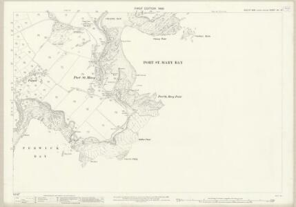 Isle of Man XVI.13 - 25 Inch Map