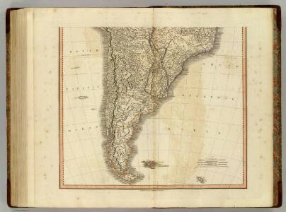 South America south.