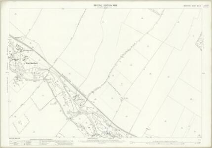 Berkshire XXVI.14 (includes: Chaddleworth; East Shefford; Welford) - 25 Inch Map