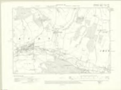 Berkshire XXXIII.NW - OS Six-Inch Map