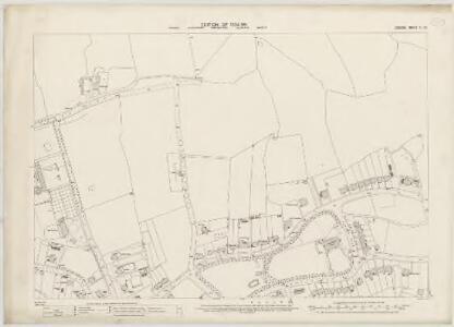 London V.50 - OS London Town Plan