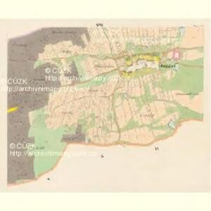 Bugau - c0660-1-015 - Kaiserpflichtexemplar der Landkarten des stabilen Katasters