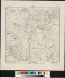 Meßtischblatt 1476 : Dierberg, 1911