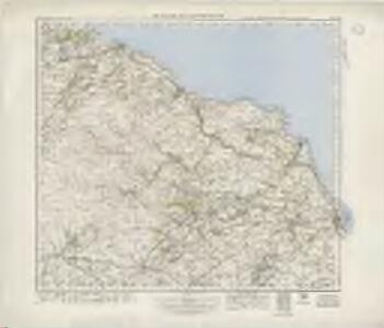 Kintyre (76) - OS One-Inch map