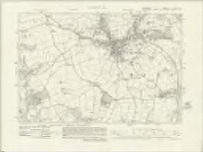 Somerset XCI.NE - OS Six-Inch Map