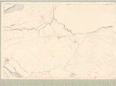 Ayr, Sheet LXVI.6 (Ballantrae) - OS 25 Inch map
