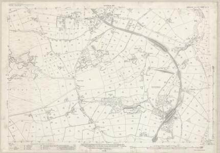 Yorkshire CC.16 (includes: Bingley; Denholme) - 25 Inch Map