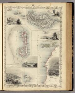 Islands In The Atlantic.
