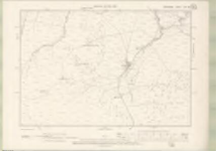 Perth and Clackmannan Sheet LXXI.SE - OS 6 Inch map