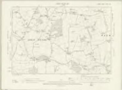 Essex XXXIV.SW - OS Six-Inch Map