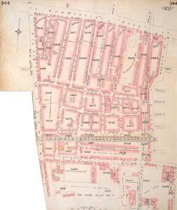 Insurance Plan of London Vol. XI: sheet 344-1
