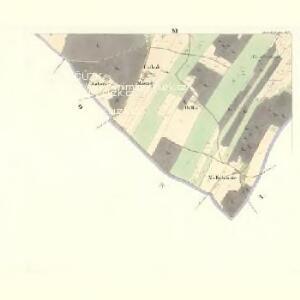 Moldautein - c8143-1-011 - Kaiserpflichtexemplar der Landkarten des stabilen Katasters