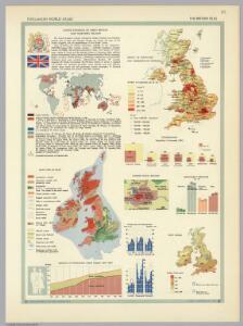 British Isles.    Pergamon World Atlas.