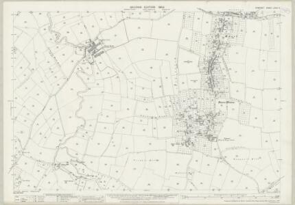 Somerset LXXXII.9 (includes: Martock; South Petherton; Stoke Sub Hamdon) - 25 Inch Map