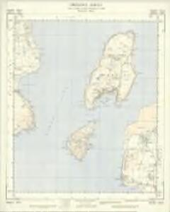 NS15 & Parts of NS14 - OS 1:25,000 Provisional Series Map