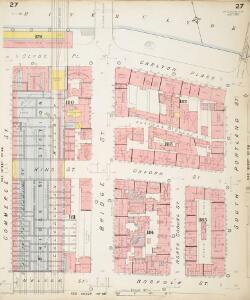 Insurance Plan of Glasgow Vol. II: sheet 27