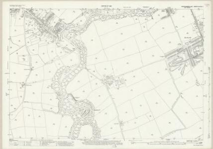 Northumberland (New Series) LXXVIII.1 (includes: Bedlington; Blyth; Seaton Valley) - 25 Inch Map