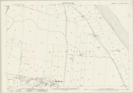Yorkshire CCXLIII.9 (includes: Hollym; Withernsea) - 25 Inch Map