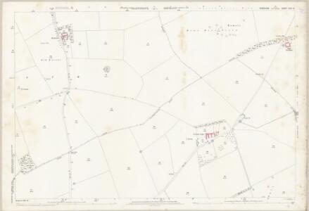Yorkshire CCIX.8 (includes: Bishop Burton; Cherry Burton; Newbald; Sancton) - 25 Inch Map