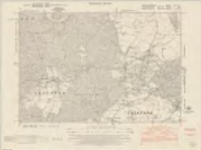 Gloucestershire XXX.SE - OS Six-Inch Map