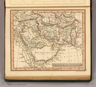 Persia, Arabia.