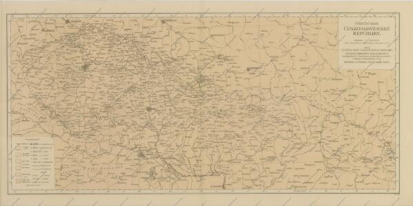 Postup při tisku příruční mapy školní ČSR