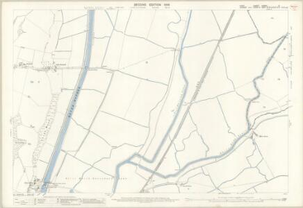 Kent LXXXIII.6 (includes: Brookland; East Guldeford; Iden; Playden) - 25 Inch Map