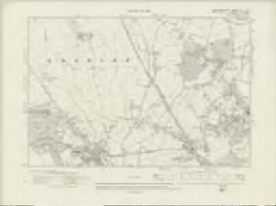 Hertfordshire XLV.SW - OS Six-Inch Map