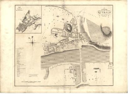 Plan of Dunkeld.