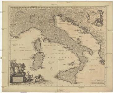 Totius Italiae tabula